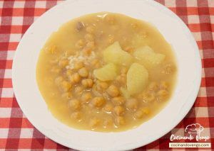 Cocido andaluz, la receta de la abuela