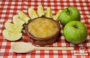 Cómo hacer compota de manzana casera